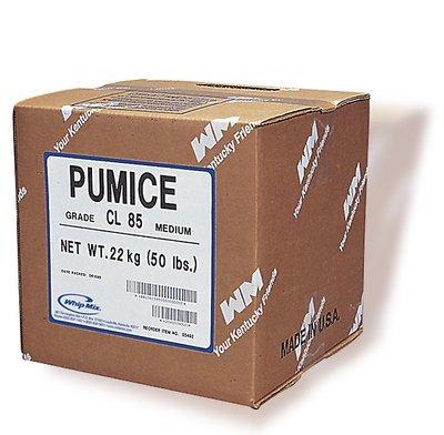 Whip Mix Pumice CL-85, medium, 50 lbs