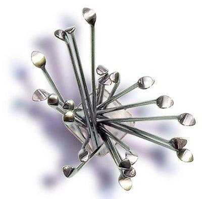 Solid Arrow Anchors, .031