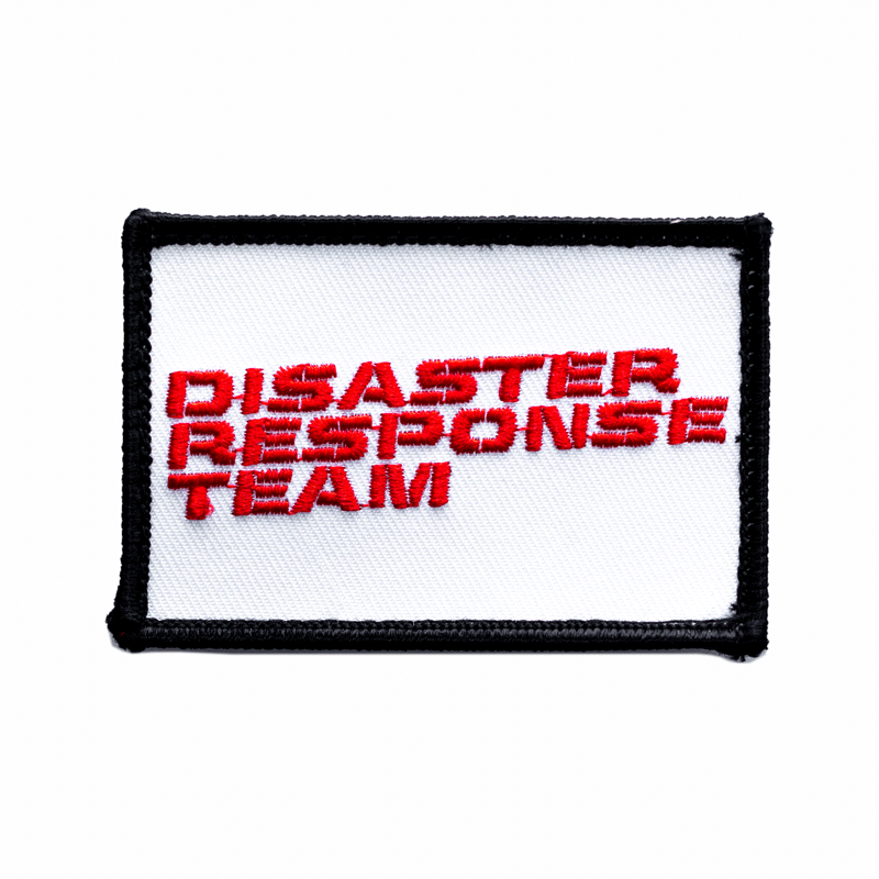 Disaster Response Team Patch DRTPatch