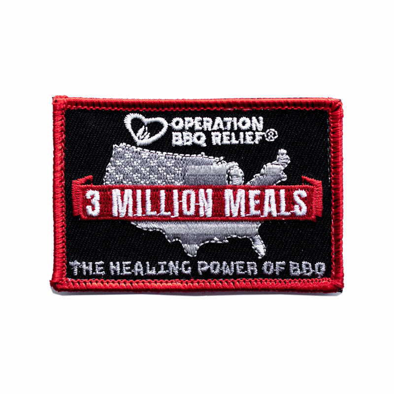 3 Million Meals - The Healing Power of BBQ - OBR