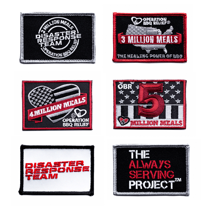 "The ""6 Pack"" Patch Bundle 6PkPatch"