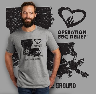OBR Lake Charles, Louisiana Deployment T-Shirt