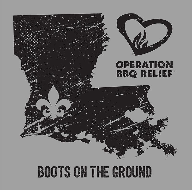 OBR Lake Charles, Louisiana Deployment T-Shirt
