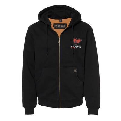 Men's Crossfire Power Hooded Jacket