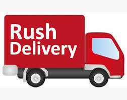 Rush Delivery Charge