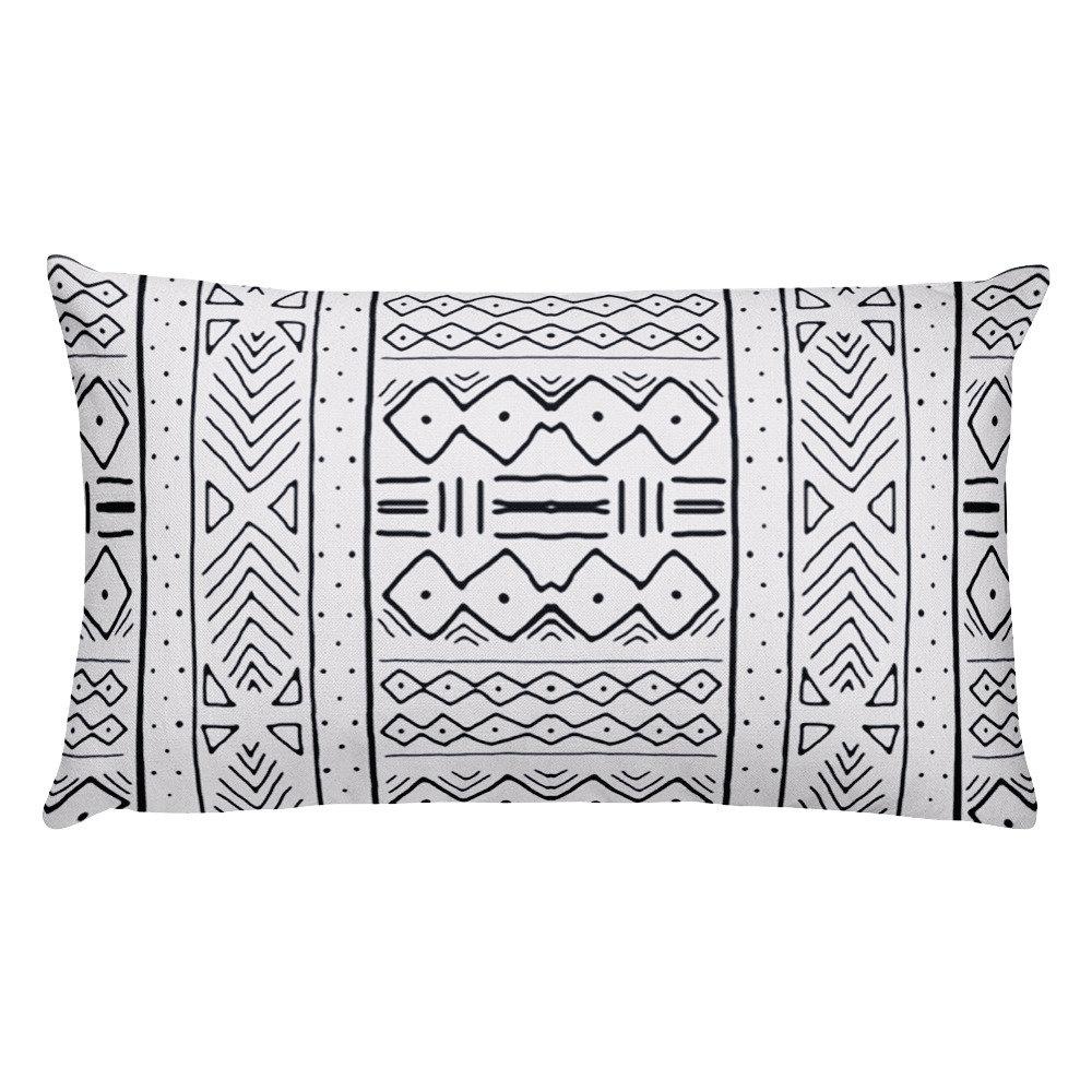 ISSA • Mud cloth Print Pillow