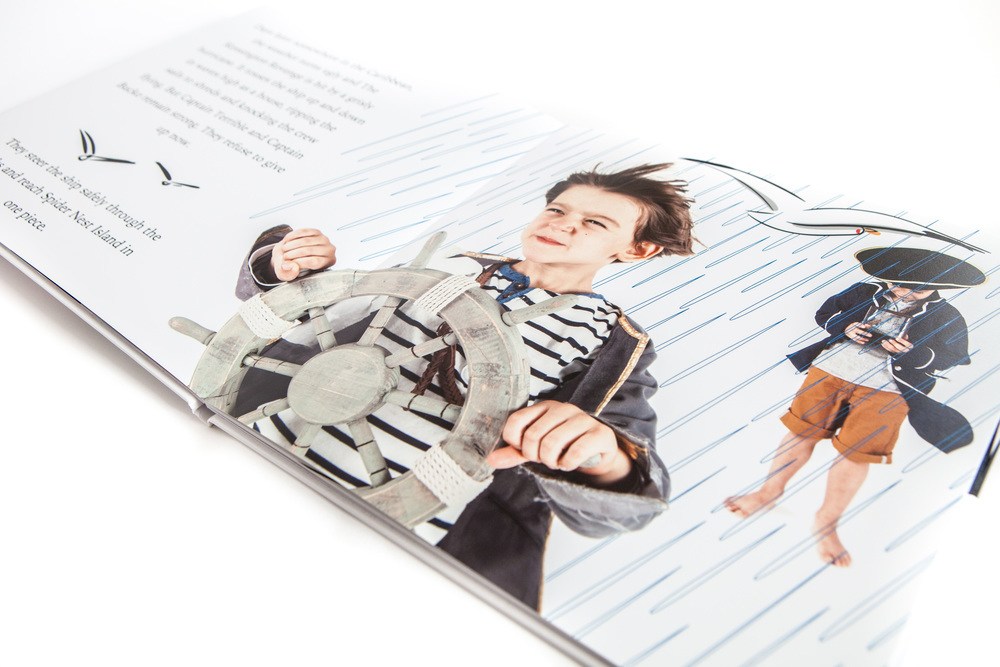 Personalised Photo Book Story