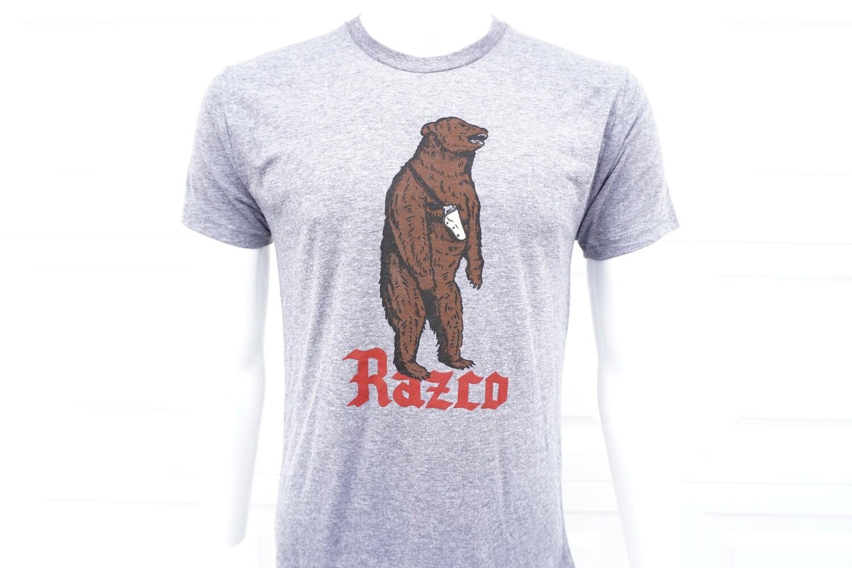 Pistol Packin Bear