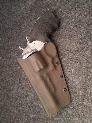 Large Revolver Belt Rig