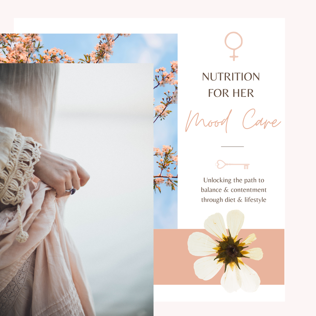 Nutrition for her - Mood Care