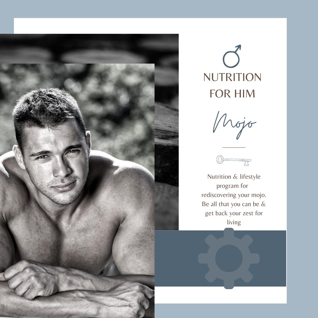 Nutrition for him - Mojo