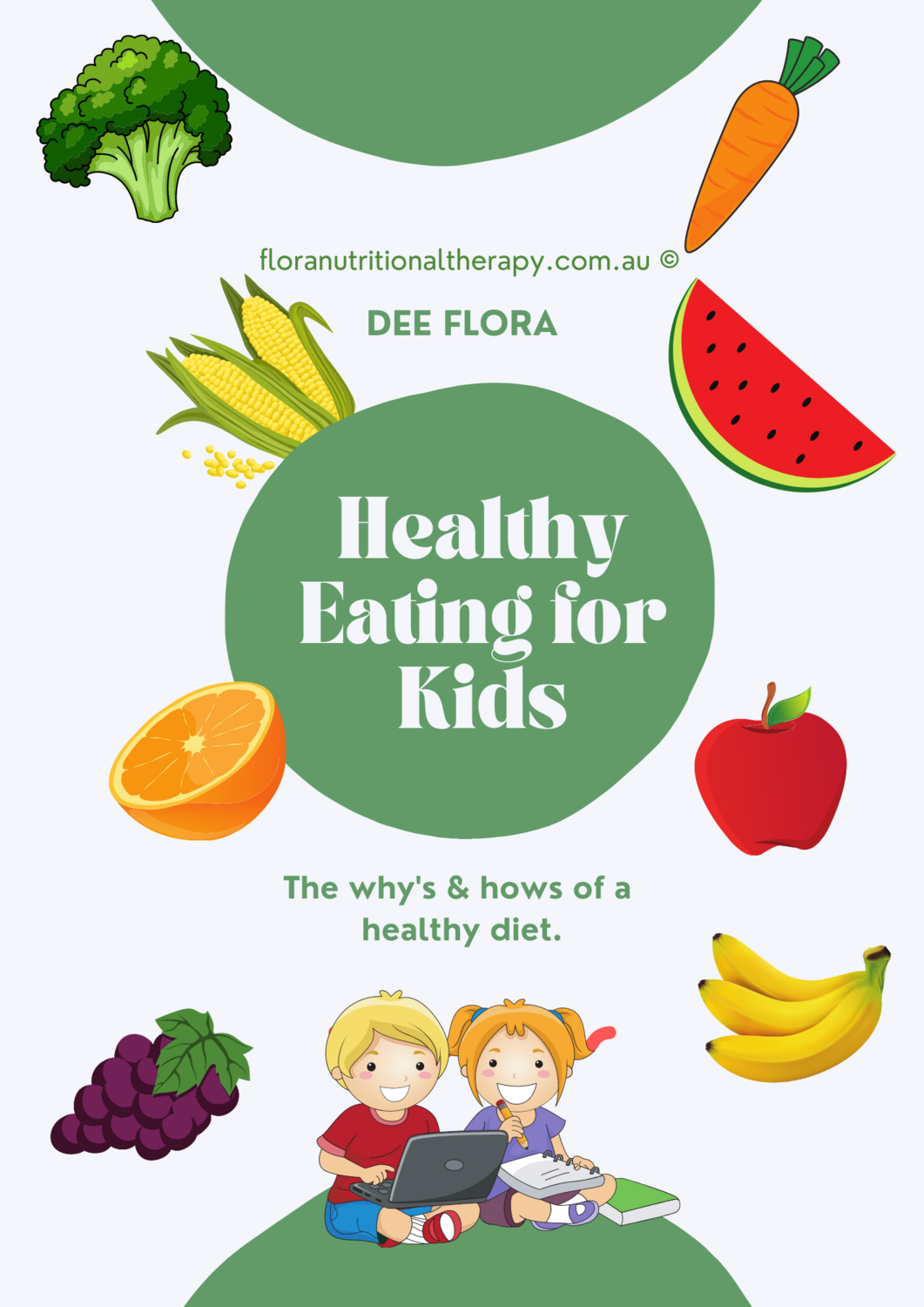 Healthy Eating for Kids ebook