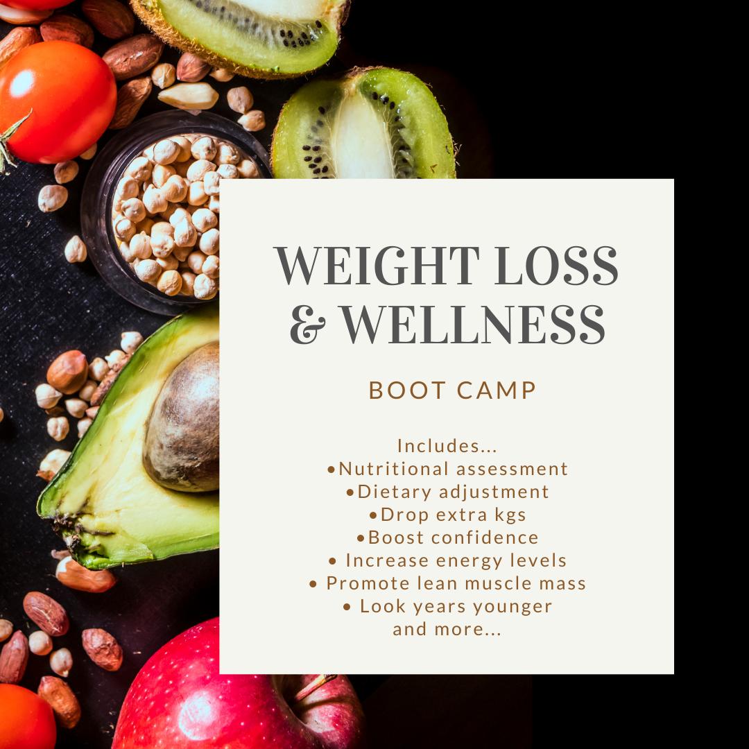 Weight Loss & Wellness Boot Camp