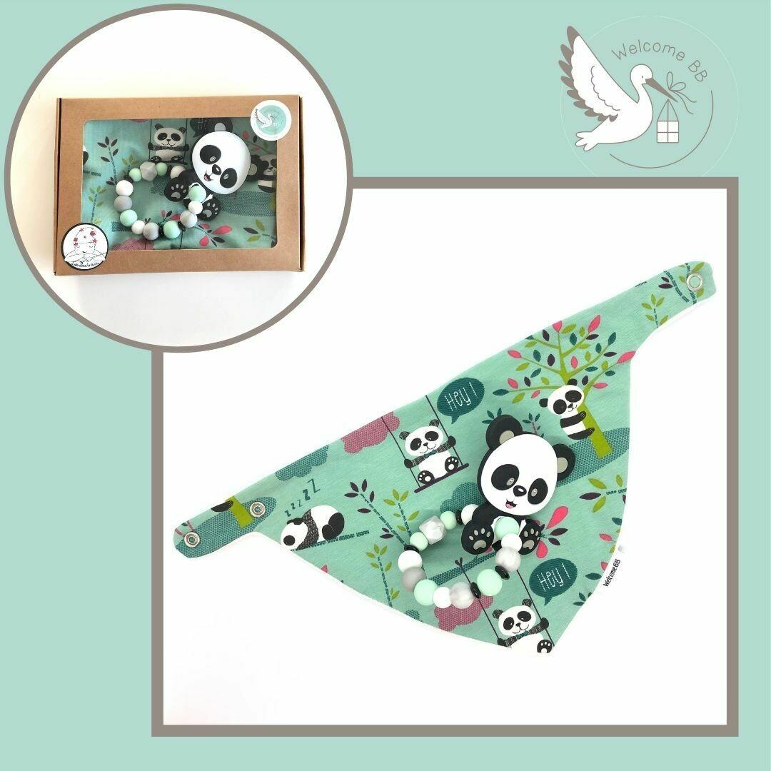 Coffret: Panda