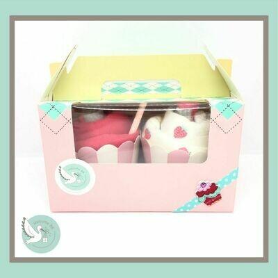 2 cupcakes : Girl