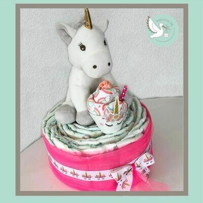 Gâteau: Licorne