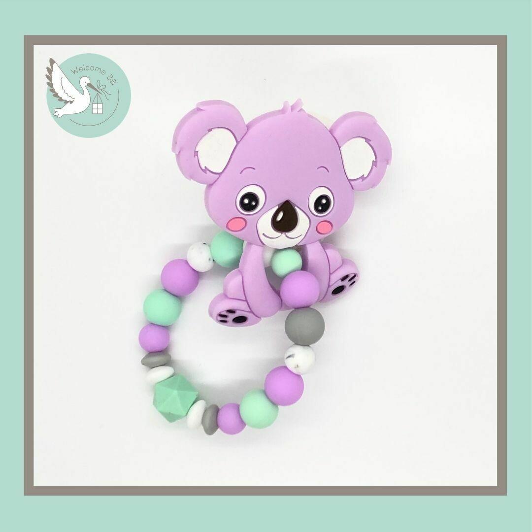 Anneau de dentition  : Koala violet