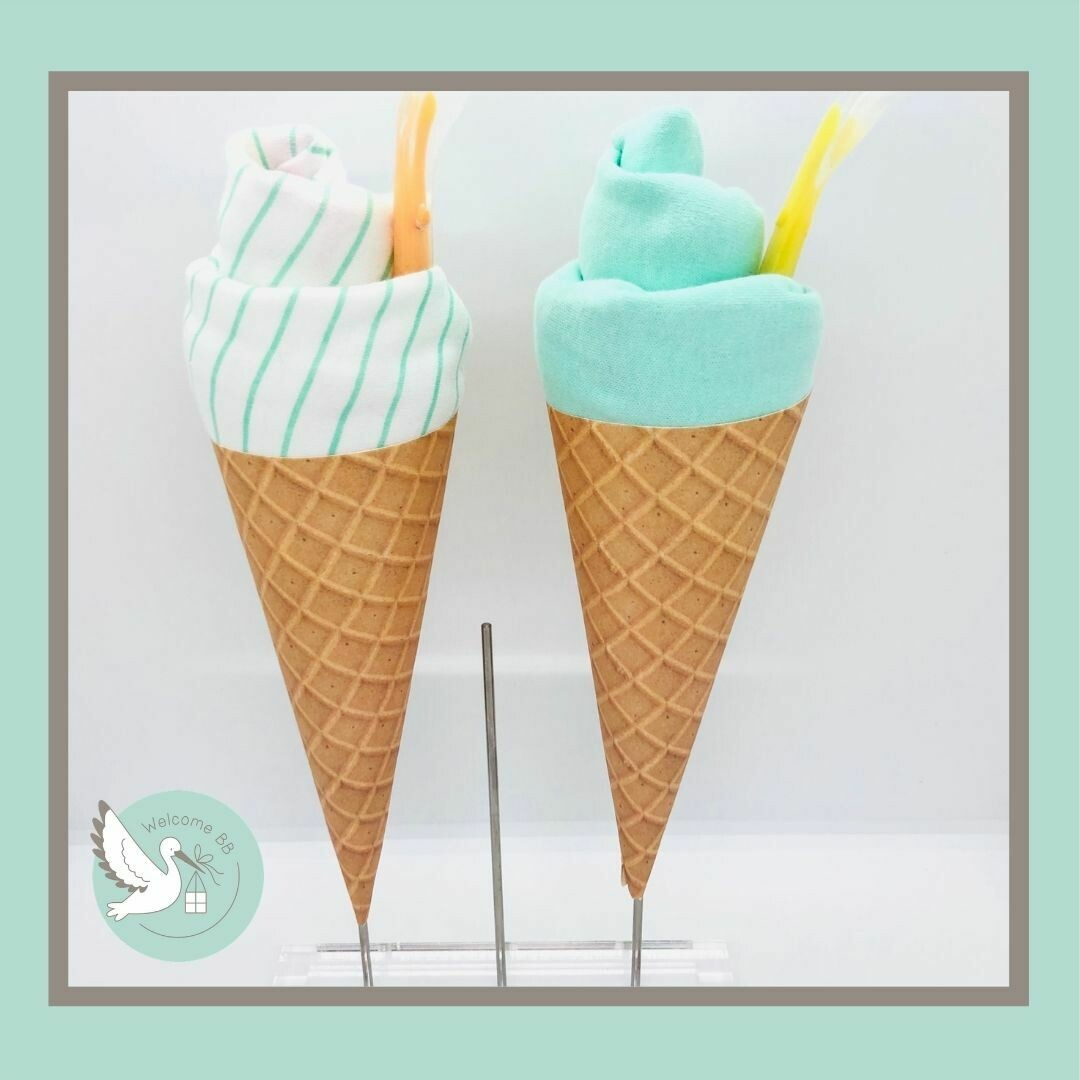 Glace tropicale