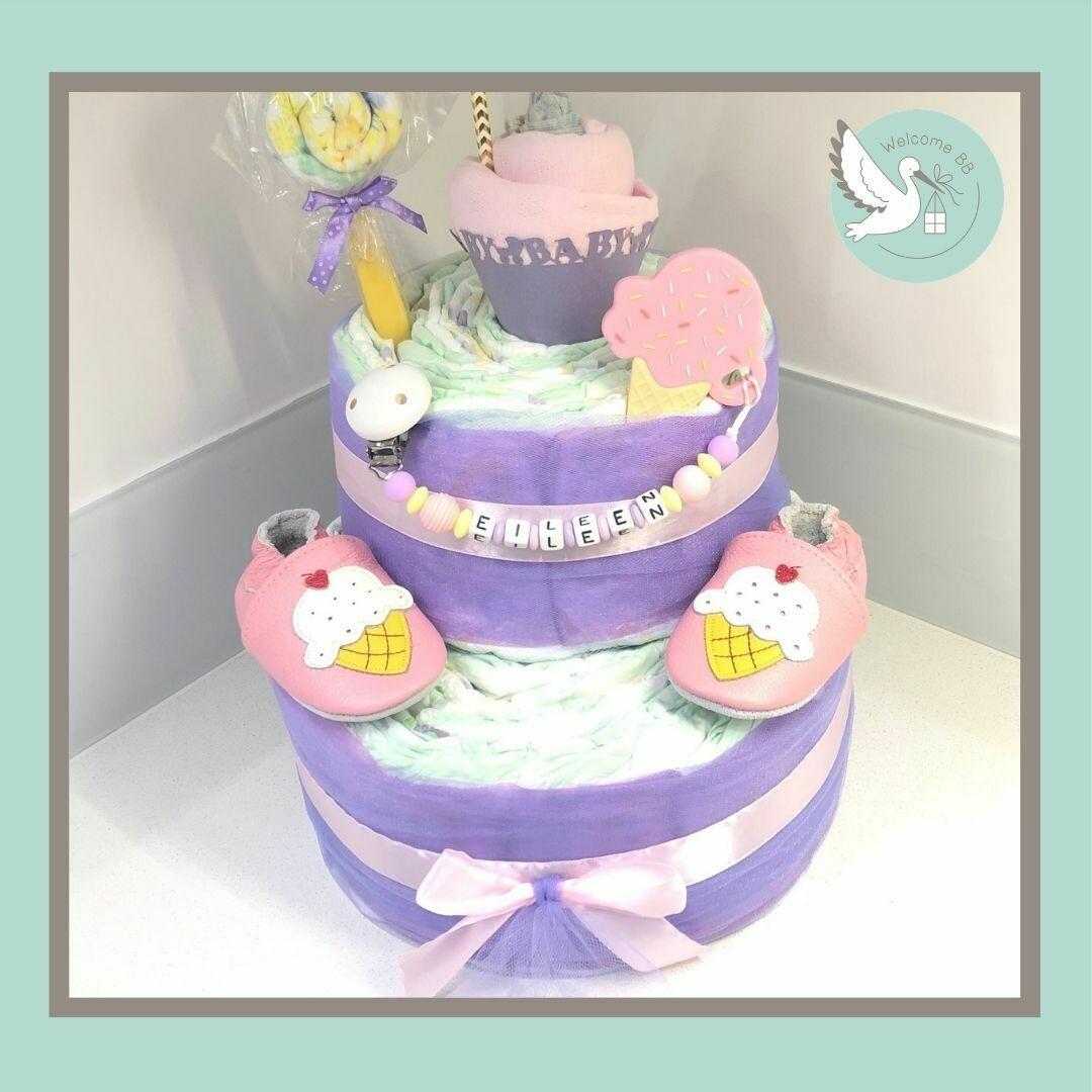 Gâteau de 2 ou 3 étages