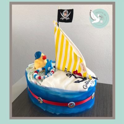 Gâteau: Bateau