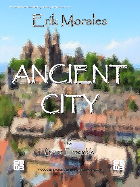 Ancient City (PDF DOWNLOAD ONLY) 00100