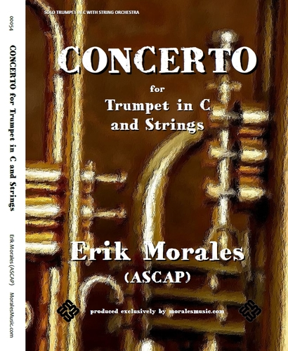 Concerto for Trumpet in C and Strings 00054