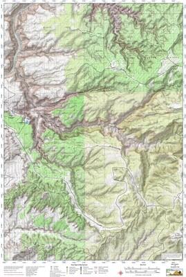 Dark Canyon Sundance Trail