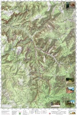 Dark Canyon East - Peavine Canyon