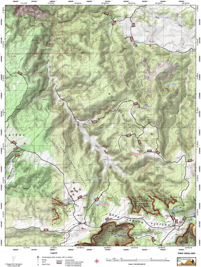 Fable Valley Utah