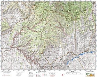 Grand Gulch & Cedar Mesa 100k