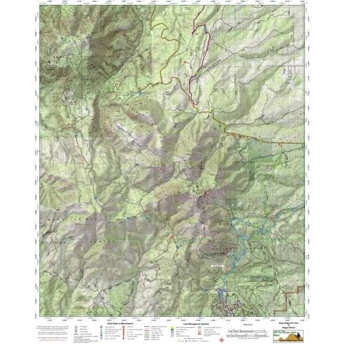 Shay Ridge & Abajo MTN ATV Trails