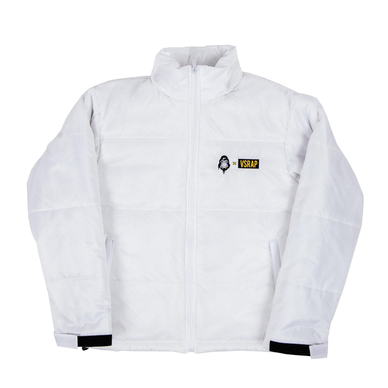 "Куртка ""A3BOOTS x VSRAP"" белая"