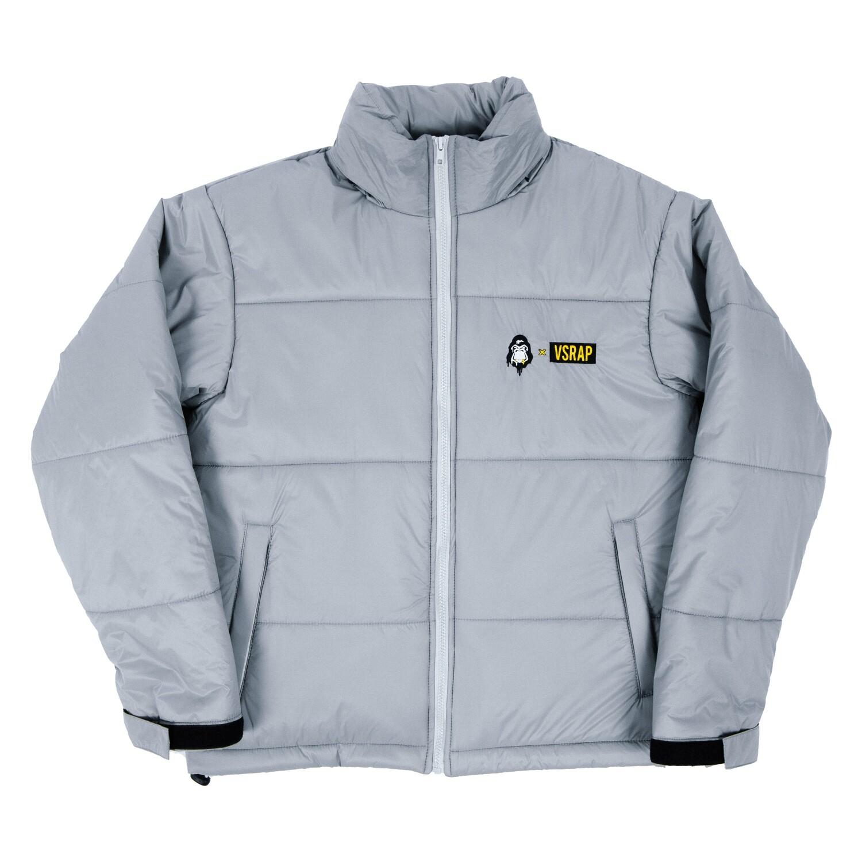 """Куртка """"A3BOOTS x VSRAP"""" серая"""