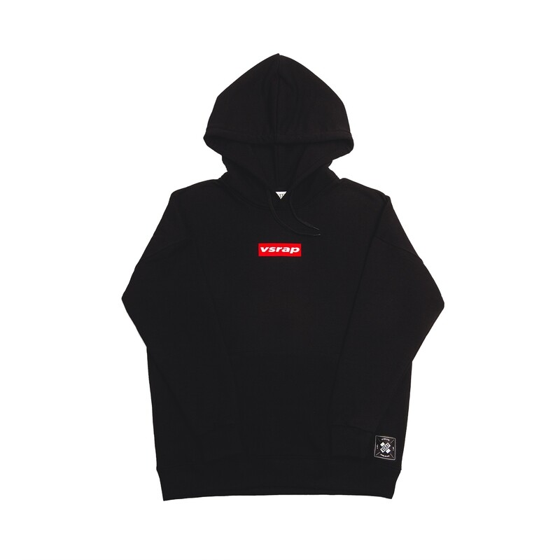 "Худи ""VSRAP"" Box Logo Black"