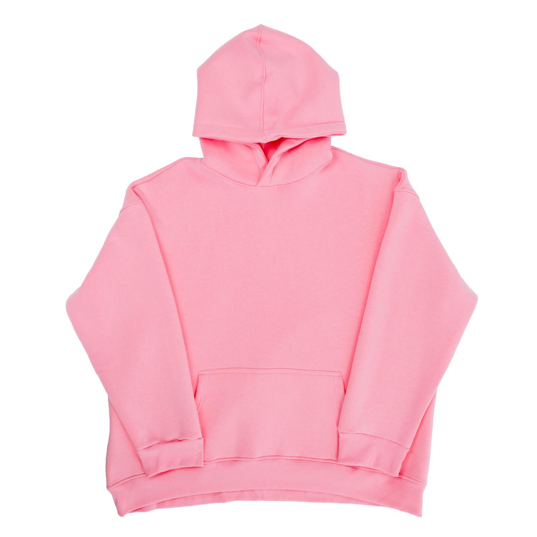 Худи BASED pink