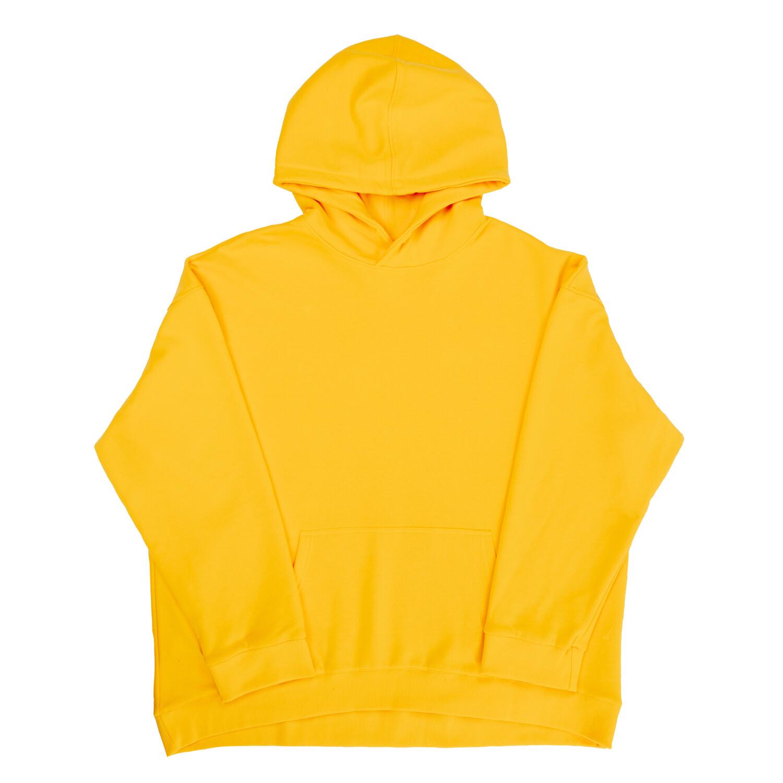 Худи BASED yellow