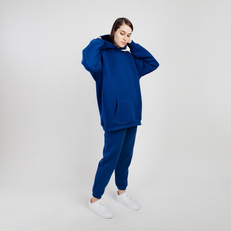 "Костюм ""fam basic"" deep blue"
