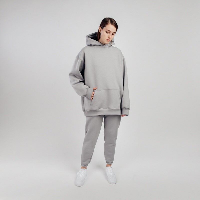 "Костюм ""fam basic"" light grey"