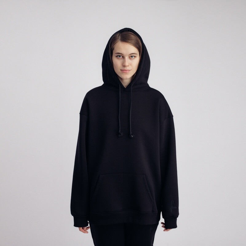 "Худи ""fam basic"" black"
