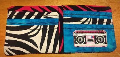 boombox wallet.