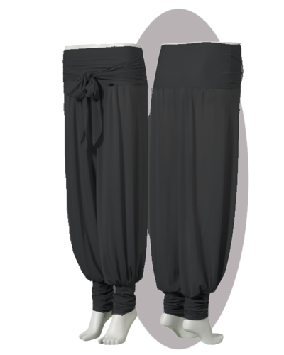 Beach-trousers black