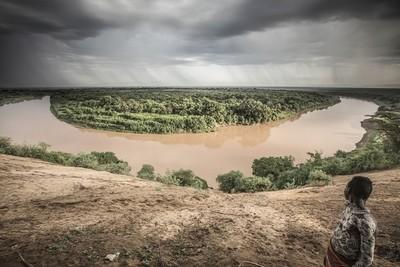 Panorama sur l'Omo - Myanmar 2017