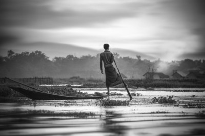 Retour de pêche - Myanmar 2017