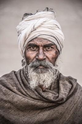 Sâdhu - Varanasi - Inde 2018