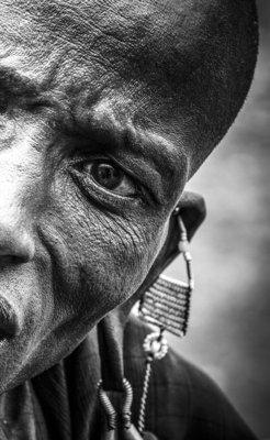 Guerrier Maasaï - Tanzanie 2016