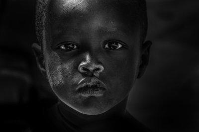 Enfant Maasaï - Tanzanie 2016