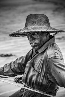 Pêcheur - Myanmar 2017