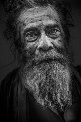 Série de portrait 2 - Varanasi - Inde 2018