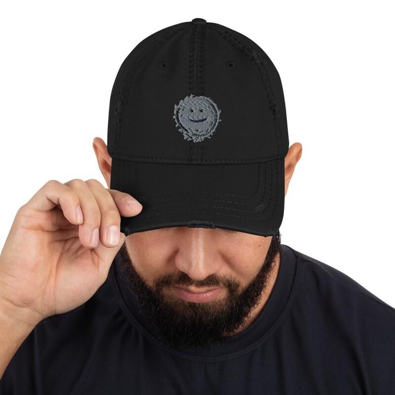 Distressed Dad Hat