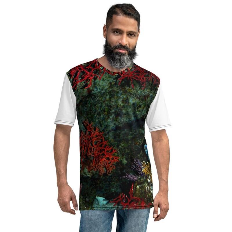 Coral Men's T-shirt